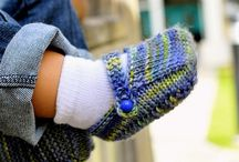 Knit Footwear / by Cheryl Cummings Bagley