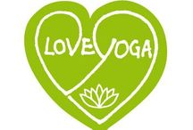 yoga / i heart yoga