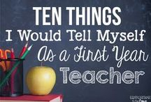 For the New Teacher / There are a million suggestions for surviving that first year. We've selected some of the best. / by The Mailbox