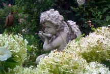 Deco for the garden / Garden decoration