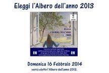 Eleggi l'Albero dell'anno 2013. 10 Alberi finalisti.