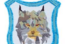 Animal Rugs / Hand-knotted rugs and tapestries.