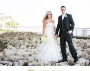 Isla Del Sol Yacht & Country Club | St. Petersburg /  With spectacular panoramic views of Boca Ciega Bay and our gorgeous private beach and gazebo, we are the perfect place for an outdoor wedding. Or if you prefer, we can set up one of our lovely rooms overlooking the blue-green waters of the bay to be your Chapel for the day. As we are minutes away from the gulf beaches, there are many quality hotels for your guests so it would be easy for them to make a grand vacation out of your event.