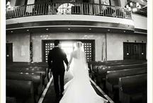 Catholic Weddings / Traditional Catholic wedding ceremonies include some or all of the following: hymns, Psalms, readings, blessing, opening prayer, gospel, communion, sign of peace and the kiss.