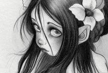 DIY | Art | Sketches | ANIME / by Ve Rena