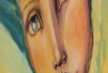 DIY | Art | Journaling&MixedMedia | JaneDavenport / by Ve Rena