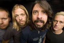 Foo Fighters / by Amber Johnson