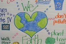 Taking Care of Earth / Caring for our world is everyone's responsibility. Make it part of your classroom with Earth-friendly activities, crafts, bulletin boards, recycling tips and more. / by The Mailbox