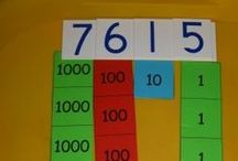 Place Value and Number Sense / Digits take their places in this lineup of base ten investigations. / by The Mailbox