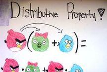MATH: Grab Bag / A little bit of this. A little bit of that. A grab bag of math ideas!
