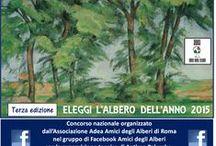 Eleggi l'Albero dell'anno 2015. I dieci alberi che concorrono per il Premio della Critica