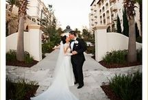 The Alfond Inn | Winter Park / Beautiful and quaint Alfond Inn, nestled in the middle of Winter Park, Orlando has a outside courtyard and a high-tech ballroom to dance the night away.