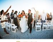 Sandcastle Resort | Lido Beach / Surrounded by the picturesque flair of Lido Key and The Gulf of Mexico, The Sandcastle Resort at Lido Beach is the spot for couples to tie the knot, host a reception or rehearsal dinner or spend a honeymoon...and do it all beach-side. Wedding parties will find event spaces that can be customized to fit wedding colors and themes. Professional event planners and coordinators are always on hand to ensure that everything is to your liking.