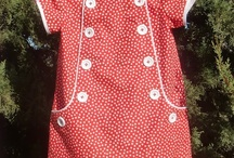 girl tops or dresses sewing tutorials