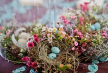 Rustic Nest / Inspiration to feed my love of rustic decor, old lacy tattered fabrics and objects with natural beauty. / by Joyous