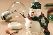 Christmas Ideas / Ideas, decorating, and anything Christmas! / by Anna Stutzman