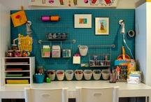 Organizing Ideas & Organized Rooms / by Safiya AJ