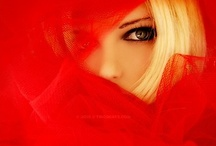 red / red,design,red clothing, / by Julie Z