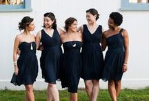 Here Comes the Bridesmaid  / Inspiration for Bridesmaid fashion.