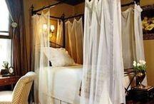 Bedrooms / by Carol Tanner