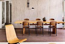 Favorite Places & Spaces / Les lieux et pièces de la maison qu'on préfère : salon, salle à manger, chambre... Rien que du beau.