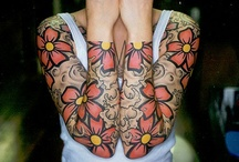 Tattoos I Love / by Lea Ellen Fowler