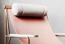Design / Pièces de design vintage ou nouveautés repérés, ici on vénère ceux qui travaillent la forme et la matière.