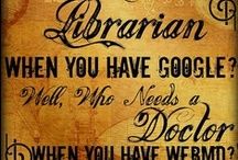 Books, Reading, and Libraries / All things library!