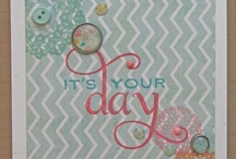 My Creations / My papercrafting creations. I enjoy making cards and would like to make more time to do more scrapbooking!