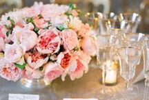 Table Centres / by Designs by Boo Shi