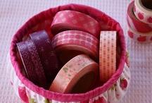 Sewing Boxes and Baskets / by Safiya AJ