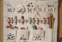 Sewing Bags,Pouches and Organizers / by Safiya AJ