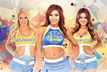 Dance Team / Visit warriors.com/DanceTeam for photos, videos, & dancer bios.  / by Golden State Warriors
