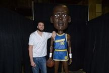 Bobbleheads / Golden State Warriors Bobbleheads / by Golden State Warriors