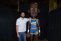 Bobbleheads / Golden State Warriors Bobbleheads