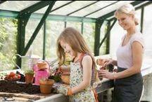 Garden, Landscape - Kids & Family