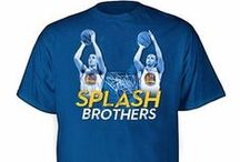 #SplashBrothers / The Splash Brothers entered the record books as the new top three-point tandem in NBA history. Curry and Thompson combined for 483 threes this past season. / by Golden State Warriors