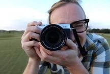 photography / All things about photography. I am trying to teach myself how to use my new camera. / by Anna Stutzman