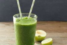 smoothie / Smoothies  - green or not. / by Anna Stutzman