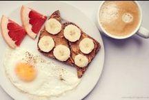 Breakfast Food Obsession / by Juliette Macphail