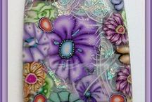 polymer fun and inspirations / by Catherine Dove