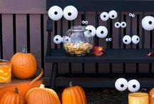 All Halloween booooo