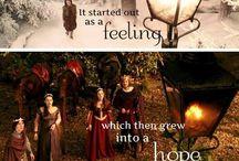 Narnia / {elvencookie.tumblr.com}