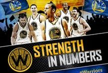 #StrengthInNumbers /   / by Golden State Warriors
