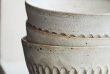 Céramique / Vaisselle en céramique, vases en céramique, objets déco en céramique : la céramique et donc la terre cuite sont à l'honneur !