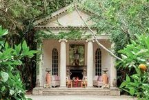 HOME || Outdoors + Landscaping / A curated board of landscaping and outdoor design ideas.