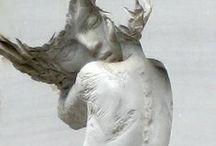 *Art | Portrait | (3d Art) Statues, Sculptures, Etc. / 3d Art. / by Colors by Mia
