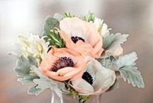 ENTERTAINMENT || Flowers + Arrangements / A curated board of floral arrangements for parties and inside the home.