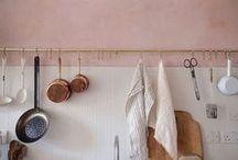 Beautiful kitchen / Les plus belles cuisines : de la cuisine vintage à la cuisine campagne en passant par la cuisine design !
