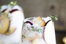 ENTERTAINMENT || Wine and Cocktails / A curated board of wine and cocktails recipes and ideas.